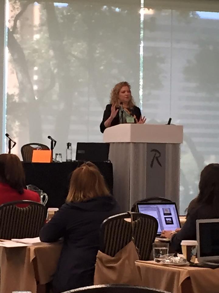 Kate Lincoln-Goldfinch Speaks on Family Detention