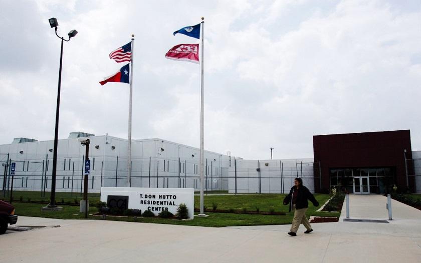 Refugiados Centros De Detencion Redadas Del ICE
