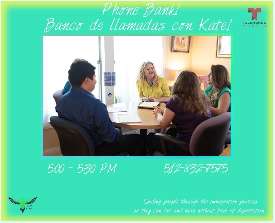 Abogados De Inmigracion En Austin Banco Telefonico Telemundo