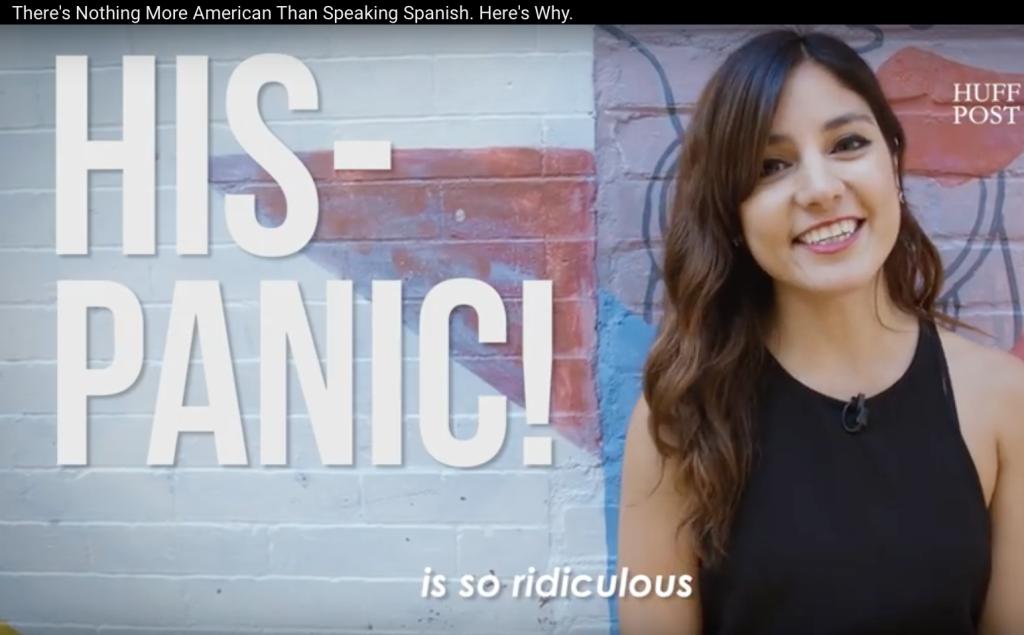 Austin immigration attorney Speaking Spanish is American