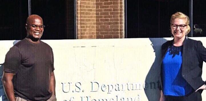 Client Passes Citizenship Exam