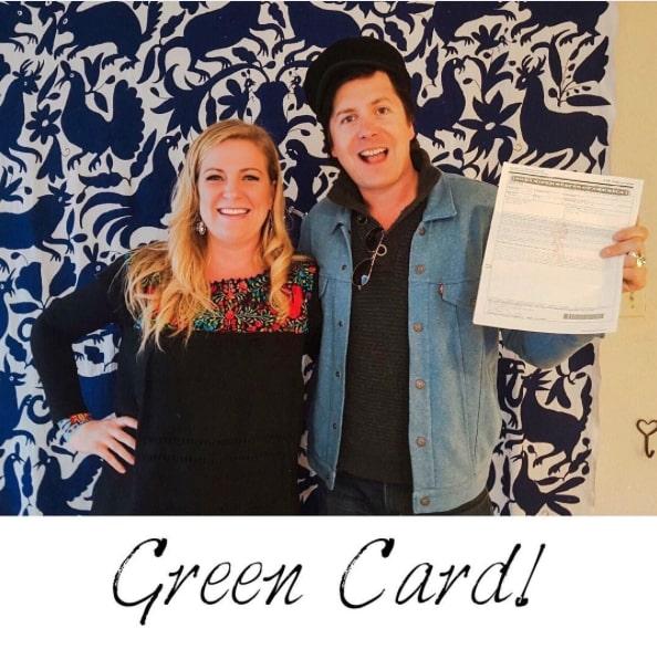 Abogada De Inmigracion Green Card Tarjeta De Residencia