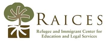 Familias De Inmigrantes Refugiados RAICES Voluntarios