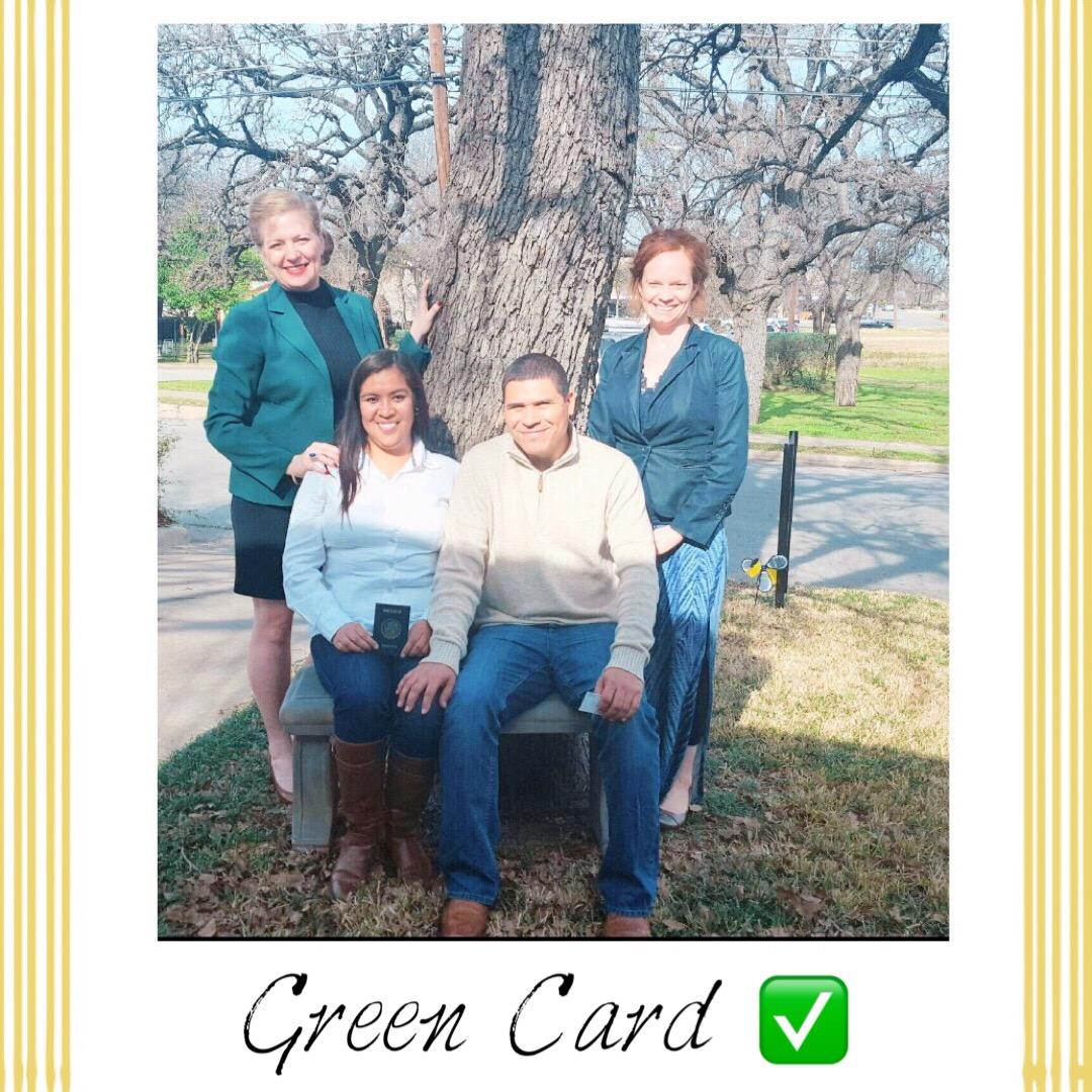 Green Card Tarjeta De Residencia Abogados De Inmigración Cerca De Mi