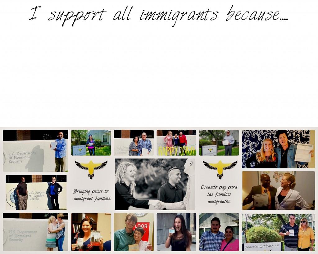Austin immigration attorney LGL Instagram campaign
