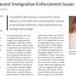 Austin Bar: Update On Recent Immigration Enforcement Issues