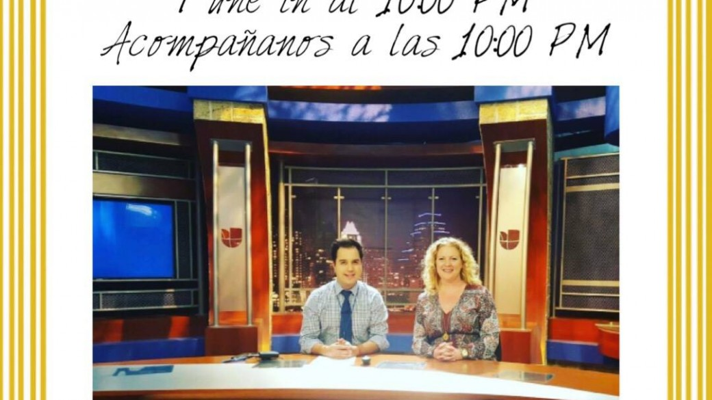 Immigration Attorney Kate Lincoln-Goldfinch on Univision