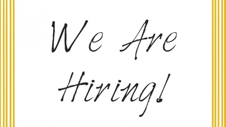 We Are Hiring! Paralegal & Senior Attorney